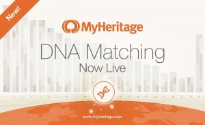 MyHeritage DNA Matching