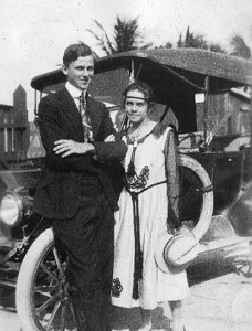 Stuart-young couple for drive-1917