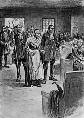 salem witchcraft trials Twenty-four people died during the salem witch trials, though many more were accused of witchcraft.