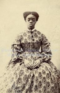 skirts-black-lady
