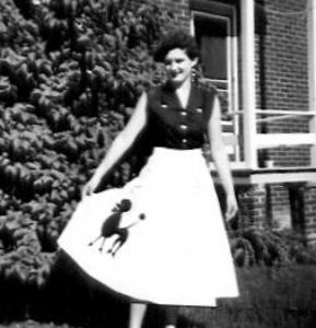 skirt-poodle