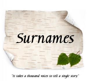 names-surnames