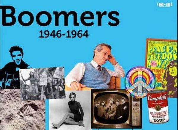 Baby Boomers Recognition Day - June 23 | FamilyTree.com