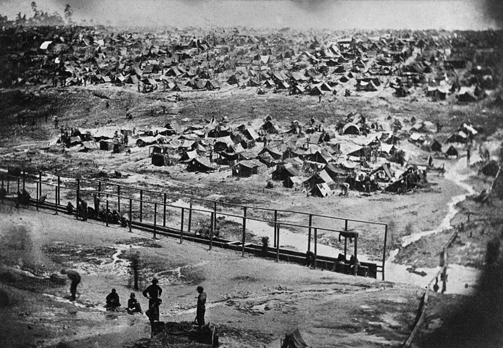the history of the prisoners of andersonville Experience photos and stories from inside andersonville prison, one of the most  unforgiving prisoner of war camps in history.