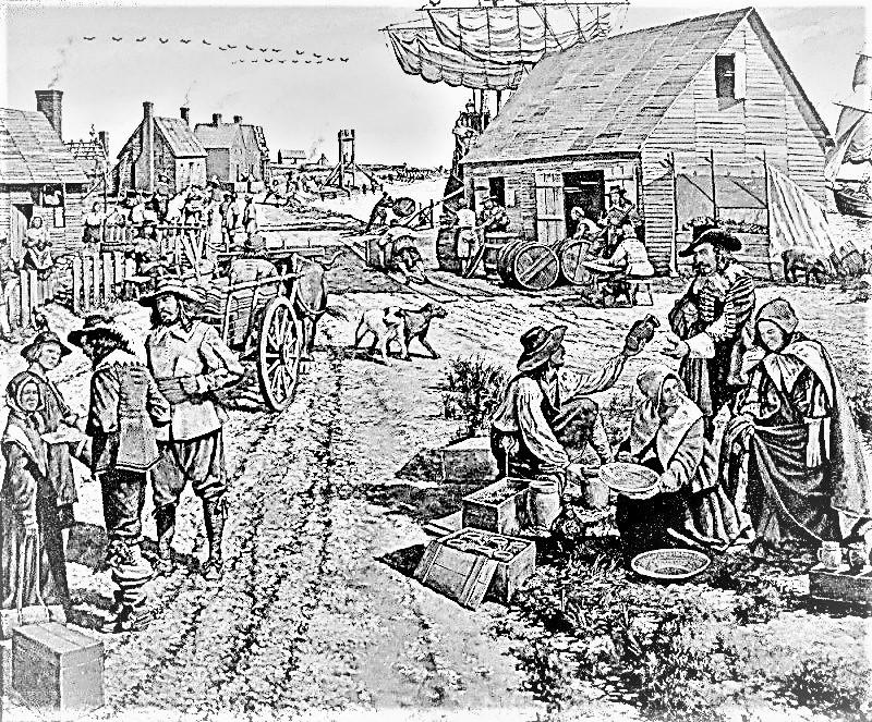 13 colonies  |Indentured Servants From England